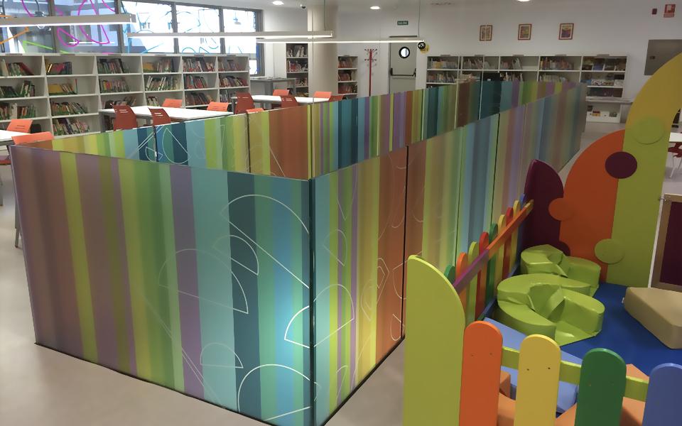 Biblioteca Alzira