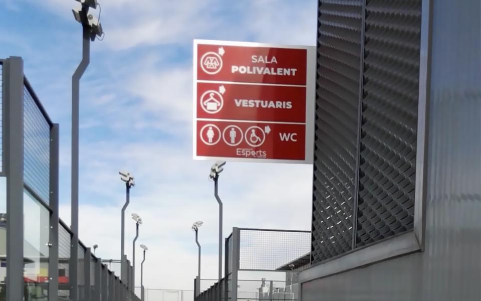 Polideportivo Catarroja