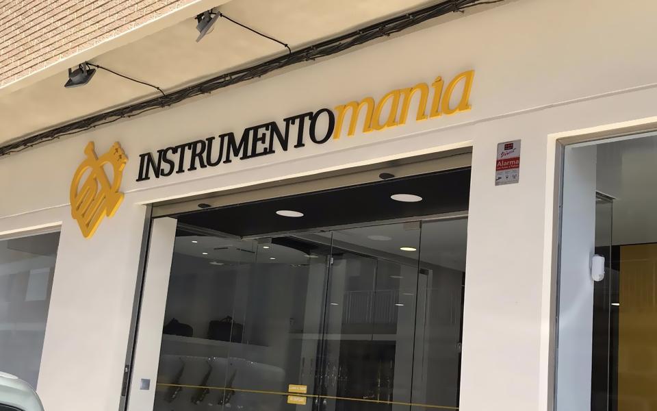 Instrumentomanía