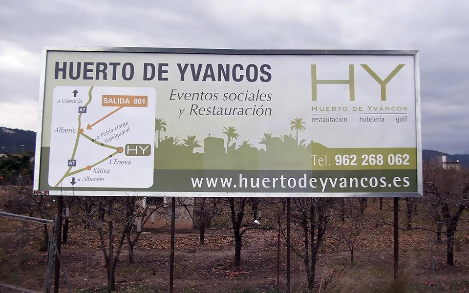 Huerto de Yvancos