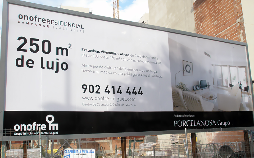 Onofre residencial